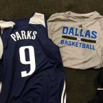 Bobby Ray Parks - Dallas Mavericks Uniform