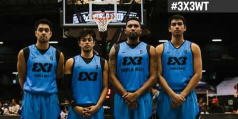 Manila West - FIBA 3x3 World Tour Manila