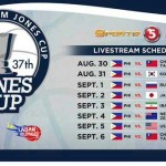 2015 Jones Cup Livestreaming