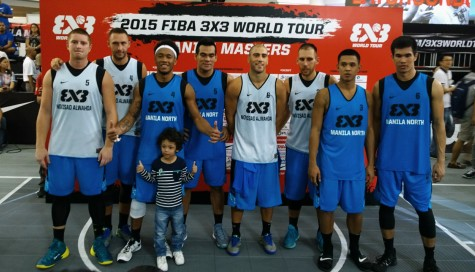 2015 FIBA 3x3 World Tour Manila Champions