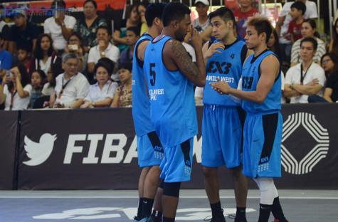 Manila West - FIBA 3x3