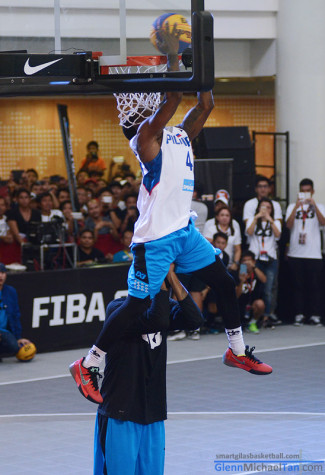 Porter Maberry Dunk FIBA 3x3