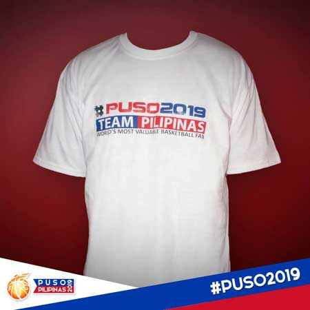 Support and Win #PUSO2019 Shirts