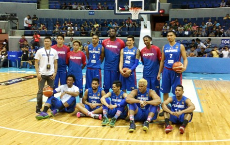 Gilas Pilipinas MVP Cup