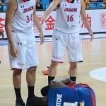 Andray Blatche Injured