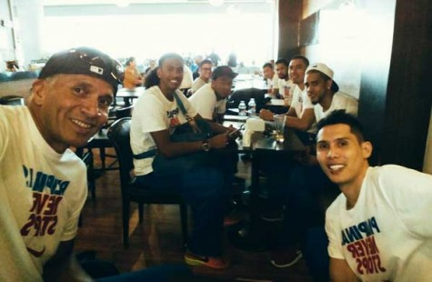 Gilas Pilipinas flies to Changsha today
