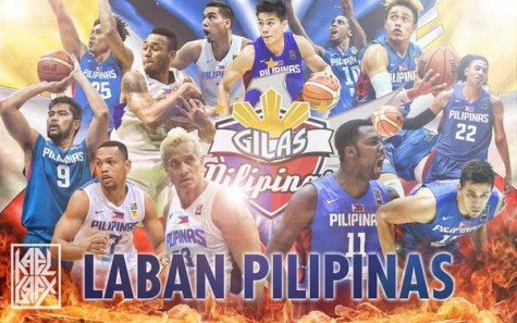 Gilas Player Roster for FIBA Asia