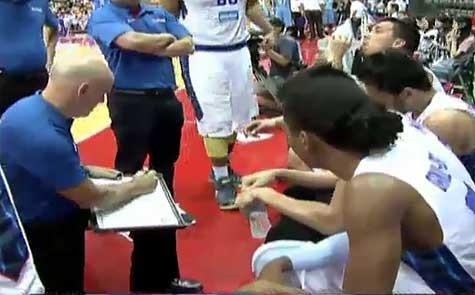 Gilas Pilipinas defeats Chinese-Taipei B