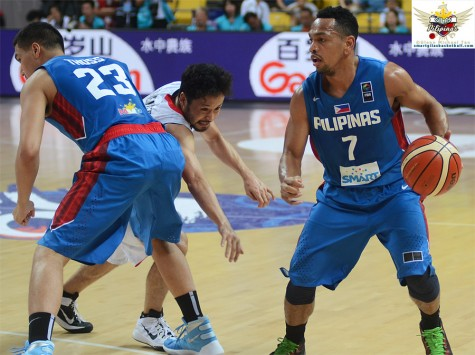 Jayson Castro and Sonny Thoss
