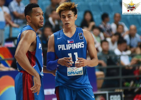Jayson Castro and Terrence Romeo