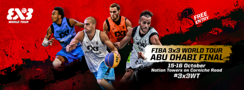2015 FIBA 3x3 World Tour Final Schedule