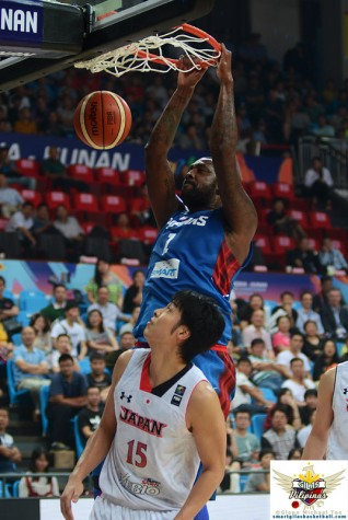 Andray Blatche Dunk