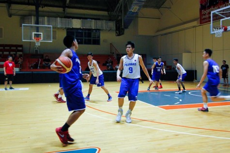 Batang Gilas Schedule for 2015 FIBA Asia U16