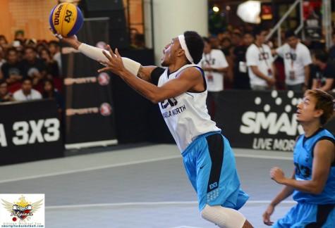 Calvin Abueva FIBA 3x3