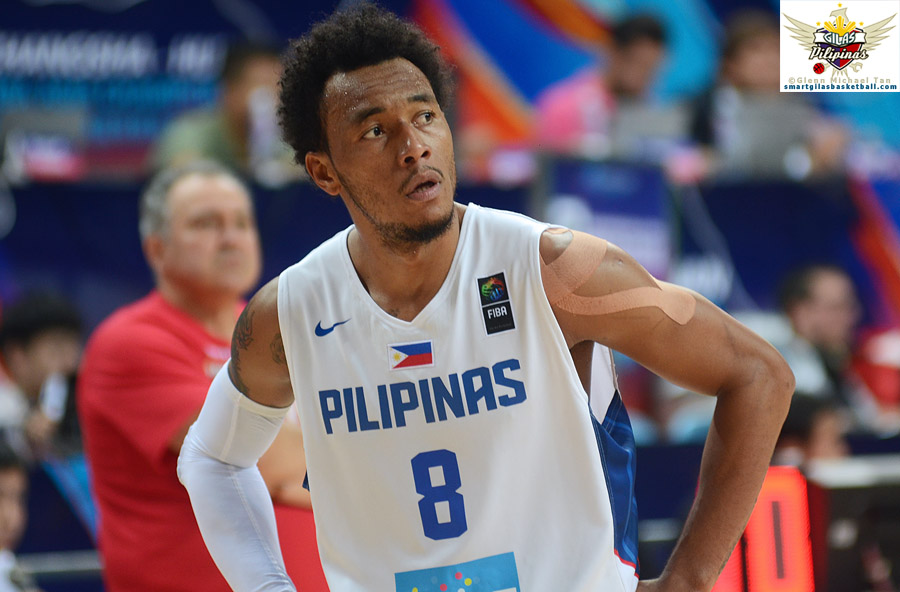What's your message to Calvin Abueva? | Gilas Pilipinas