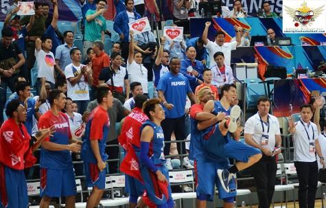 Gilas Pilipinas beat Japan