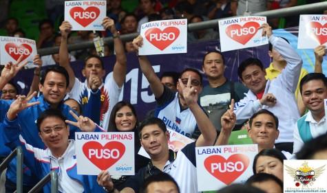 Gilas Pilipinas Cheering Squad
