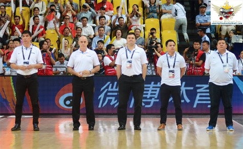 Gilas Pilipinas 3.0 Coaching Staff
