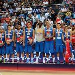 Gilas Pilipinas - Silver Medal in the 2015 FIBA Asia