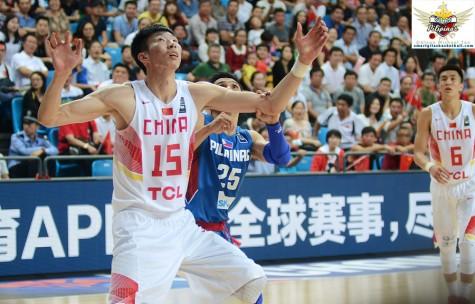 Qi Zhou vs Dondon Hontiveros