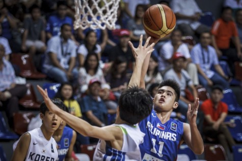Batang Gilas vs South Korea