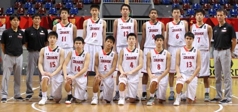 Japan U16 National Basketball Team