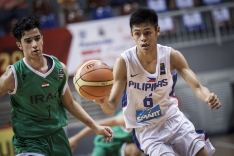 Batang Gilas vs Iraq
