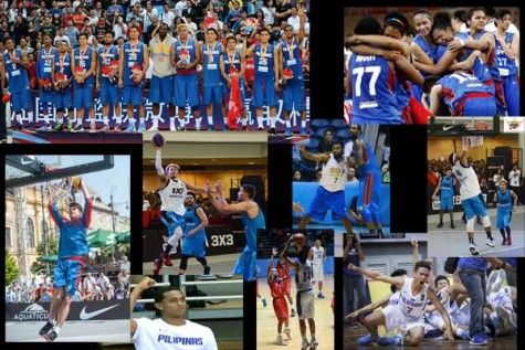 Philippine Basketball 2015 Recap