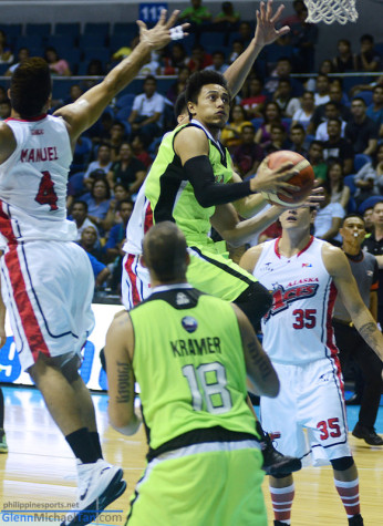 Terrence Romeo vs Alaska