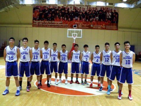 Batang Gilas Roster for 2016 SEABA U18