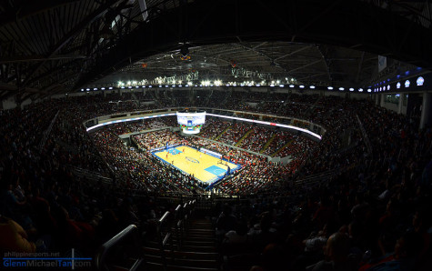 FIBA OQT - Mall of Asia Arena
