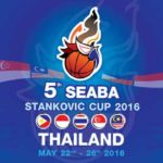 2016 SEABA Stankovic Cup Full Schedule