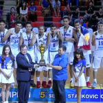 Gilas Cadets - 2016 SEABA Stankovic Cup Champions