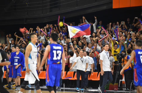 Gilas Cadets - SEABA Stankovic Cup Champions