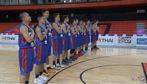 Gilas Cadets vs Thailand