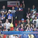 Gilas Cadets vs Thailand Crowd