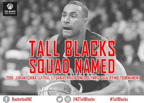 New Zealand Tall Blacks Player Pool for FIBA OQT