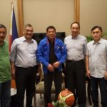 SBP with President Rodrigo Duterte