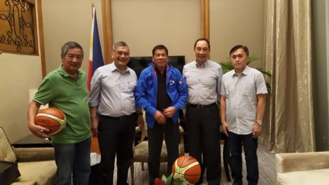 SBP with President Rodrigo Duterte