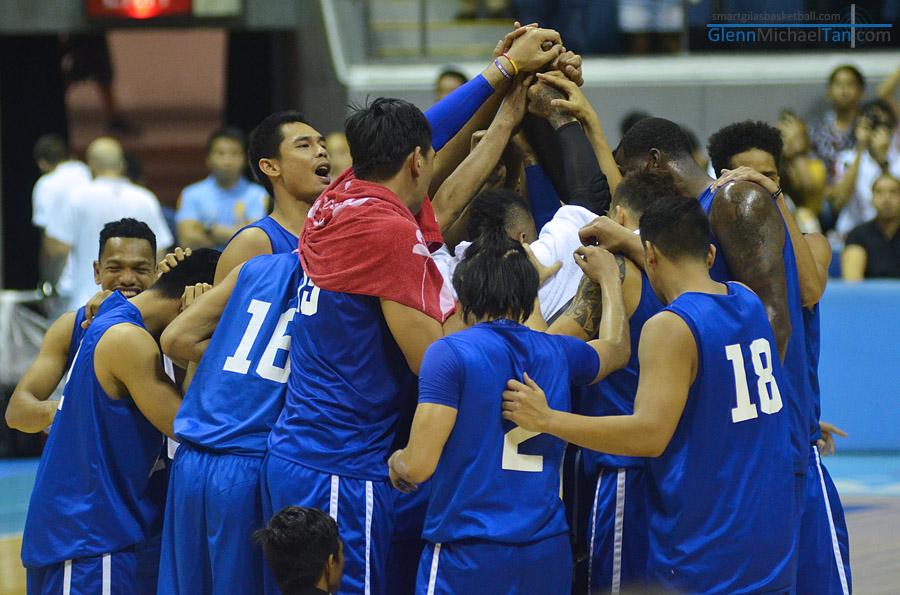 Gilas Pilipinas Final 12 Roster for FIBA OQT | Gilas Pilipinas