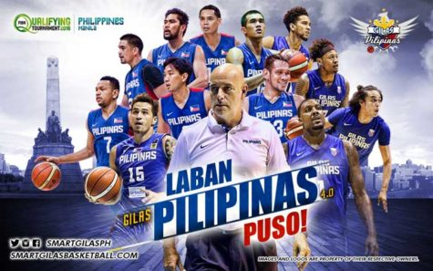 Gilas Pilipinas Final 12 Roster for FIBA OQT