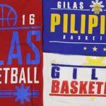 Gilas Pilipinas Shirts
