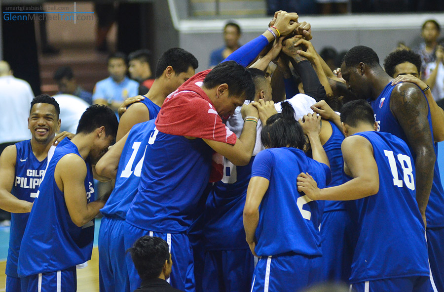 Gilas Pilipinas Final 12 Players set to be named on Sunday ...