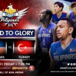Gilas Pilipinas vs Turkey Tune-up Game 2