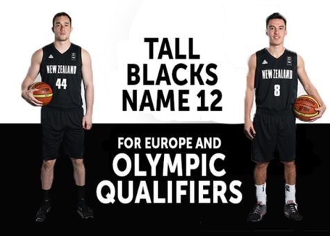 New Zealand Tall Blacks Final 12 Roster for FIBA OQT