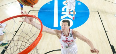 Omer Asik - Turkey