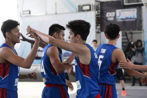 Team Philippines FIBA 3x3 U18