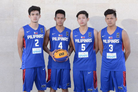 Team Philippines 3x3 U18