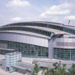 Hsinchuang Gymnasium - 2016 Jones Cup Venue