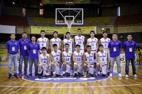 Batang Gilas FIBA Asia U18